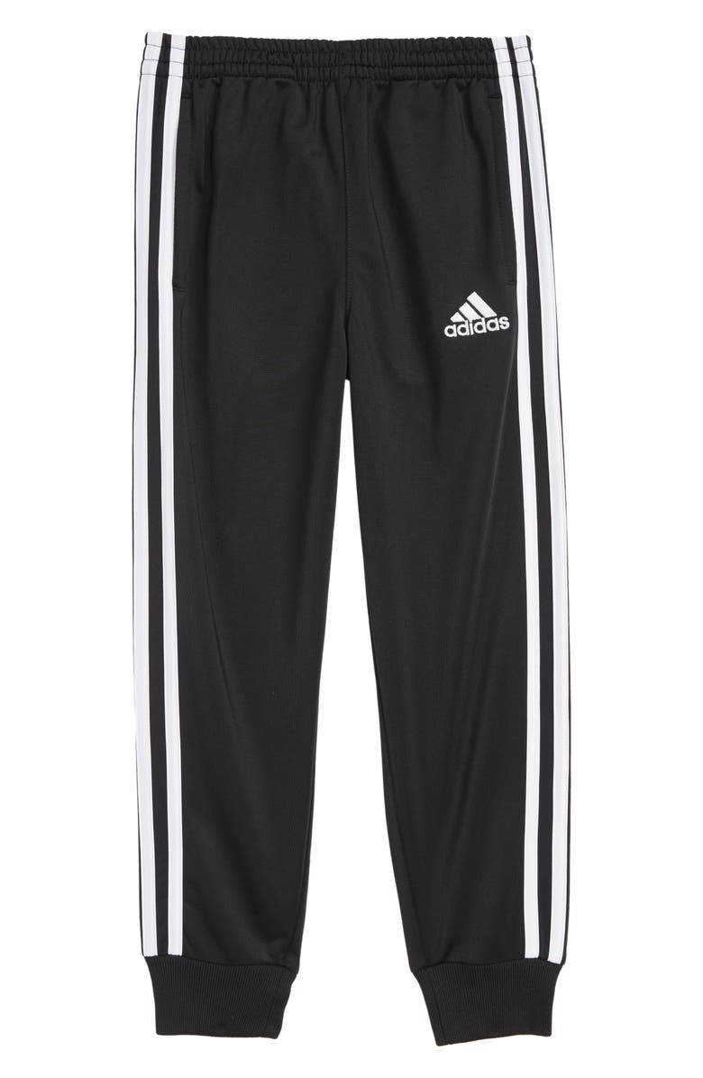 ADIDAS Iconic Tricot Joggers, Main, color, BLACK
