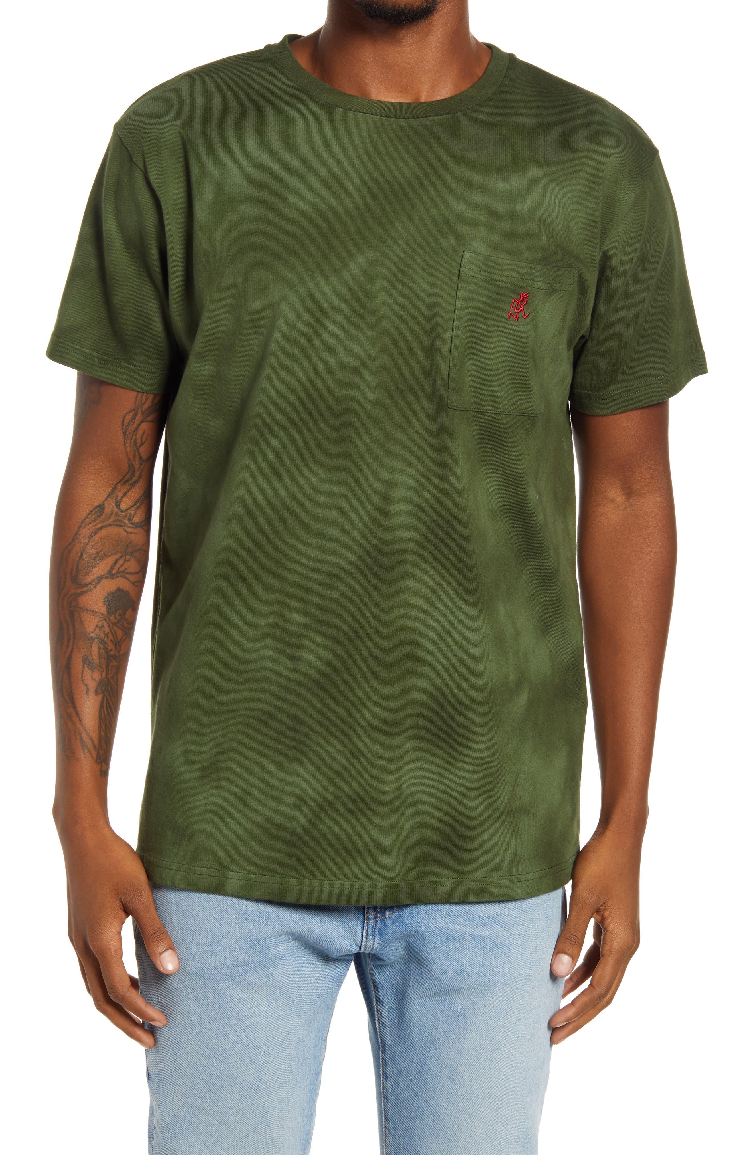 One Point Tie Dye T-Shirt