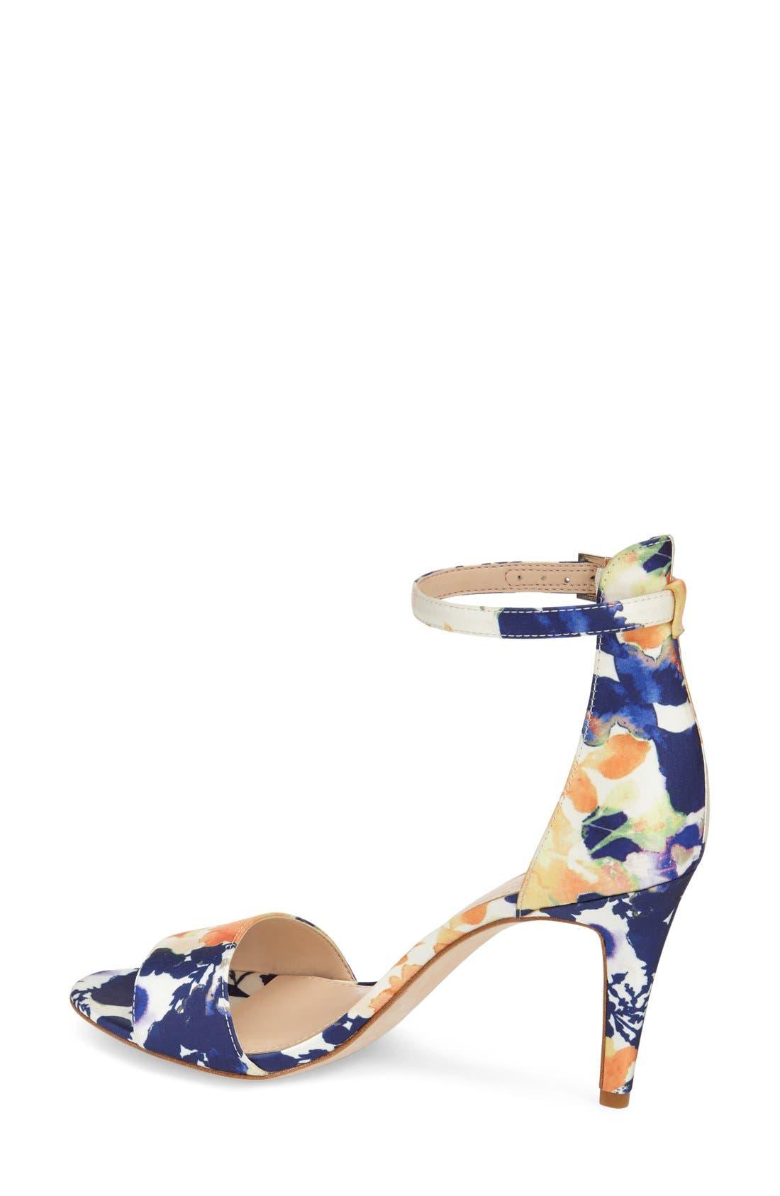 ,                             'Court' Ankle Strap Sandal,                             Alternate thumbnail 73, color,                             540