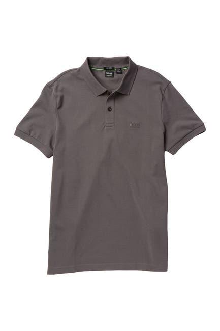 Image of BOSS Piro Short Sleeve Regular Fit Polo