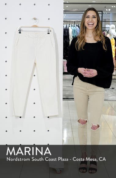 Montauk Crop Pants, sales video thumbnail