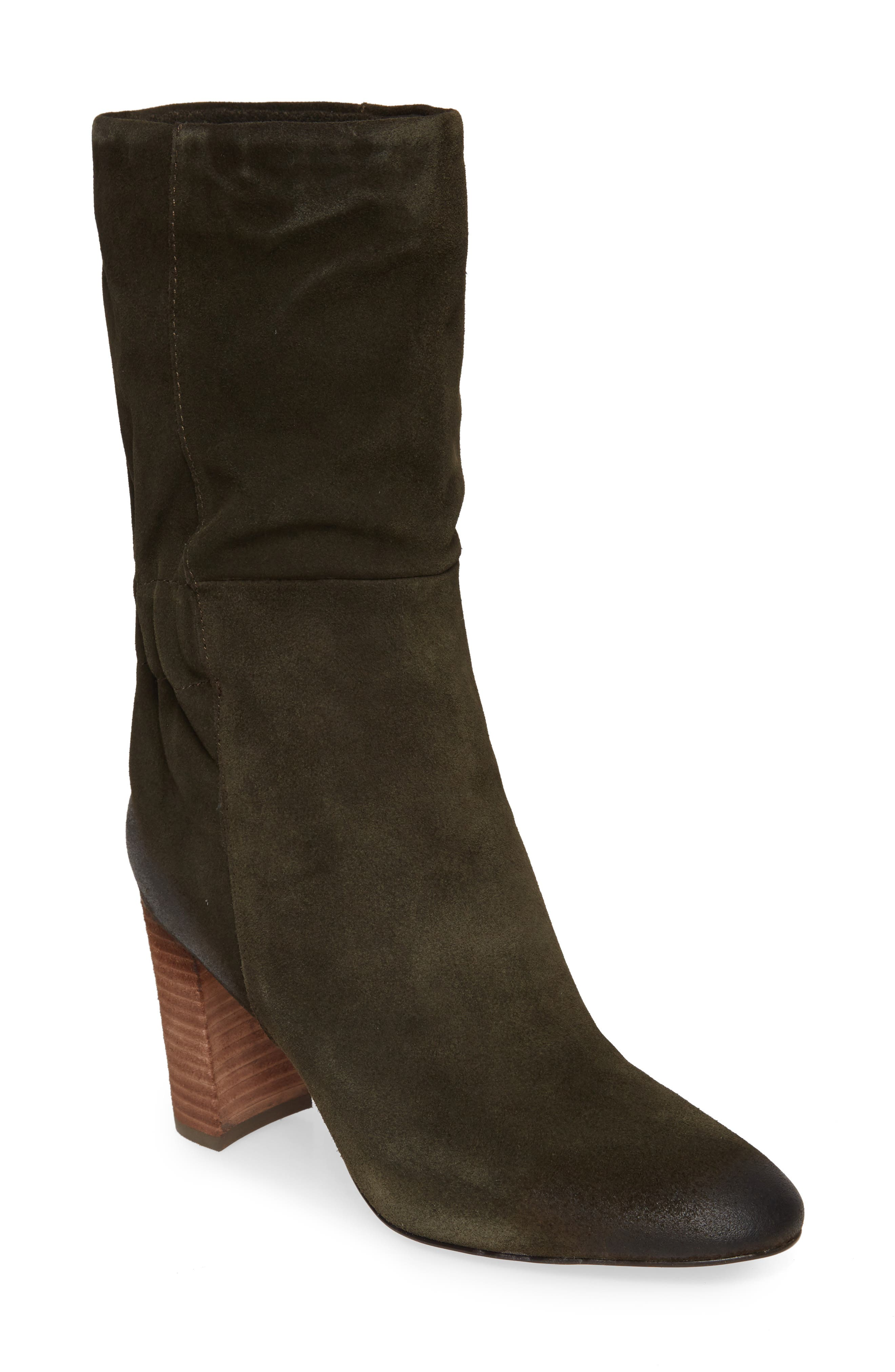 Charles By Charles David Barrie Boot- Green