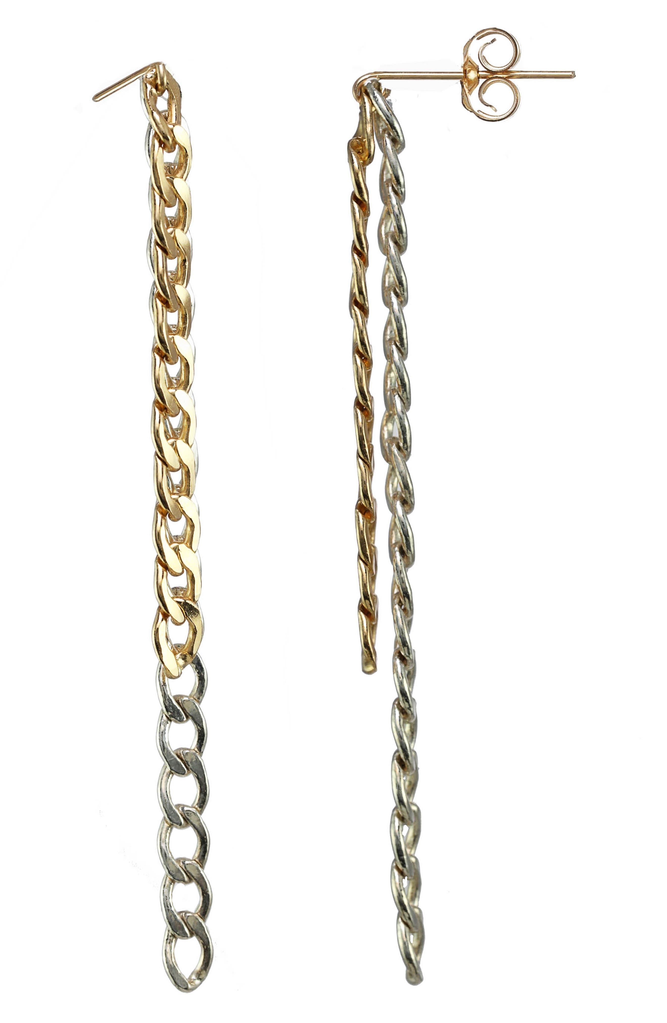 Cadenetta Drop Earrings