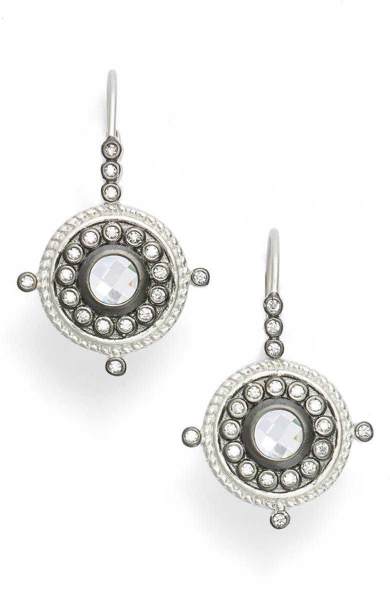 FREIDA ROTHMAN Drop Earrings, Main, color, 042