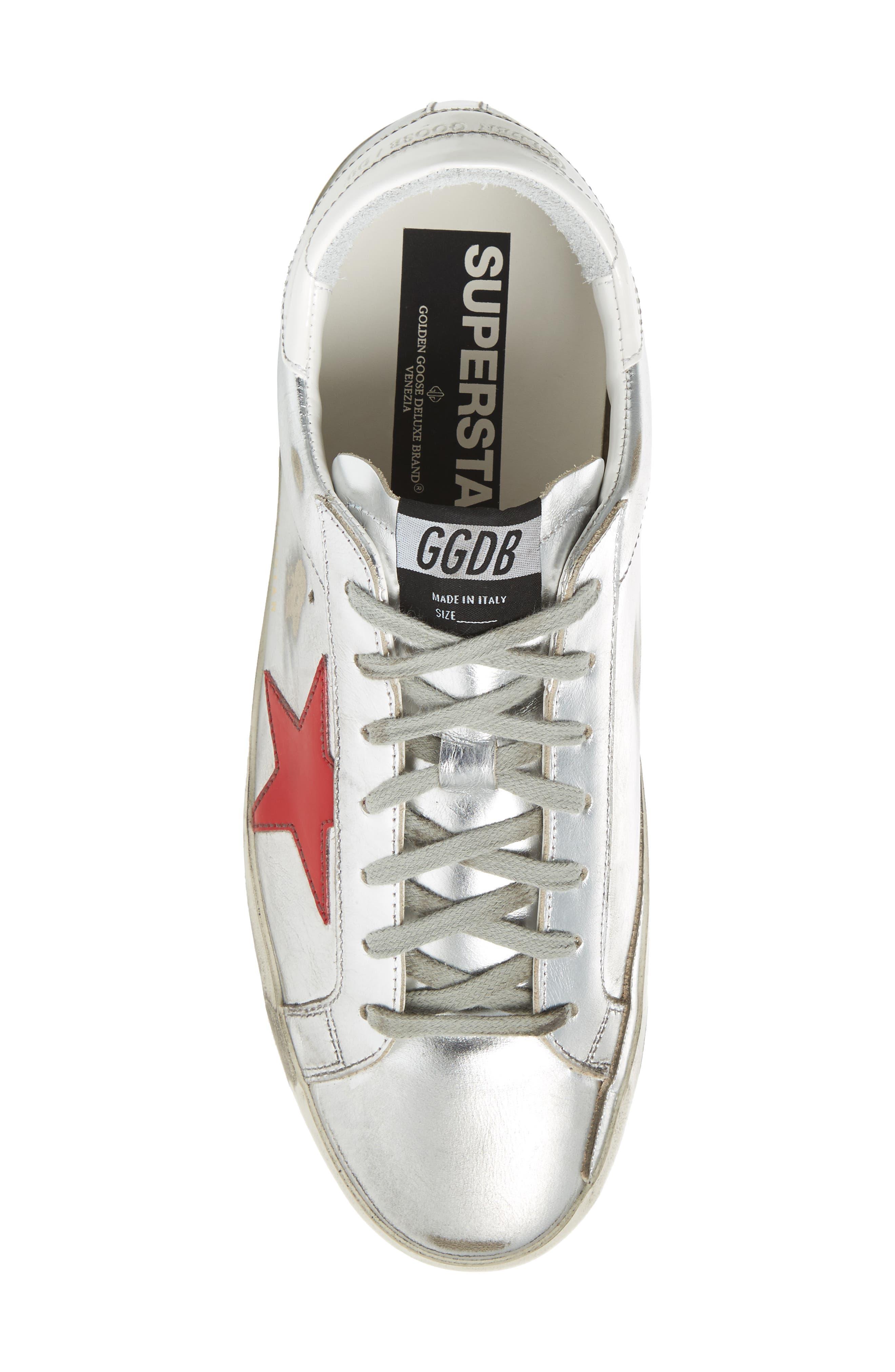 ,                             'Superstar' Sneaker,                             Alternate thumbnail 59, color,                             045