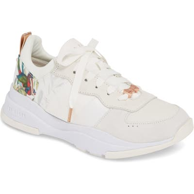 Ted Baker London Waverdi Sneaker - White