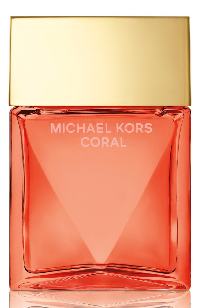 MICHAEL KORS 'Coral' Eau de Parfum Spray, Main, color, 000