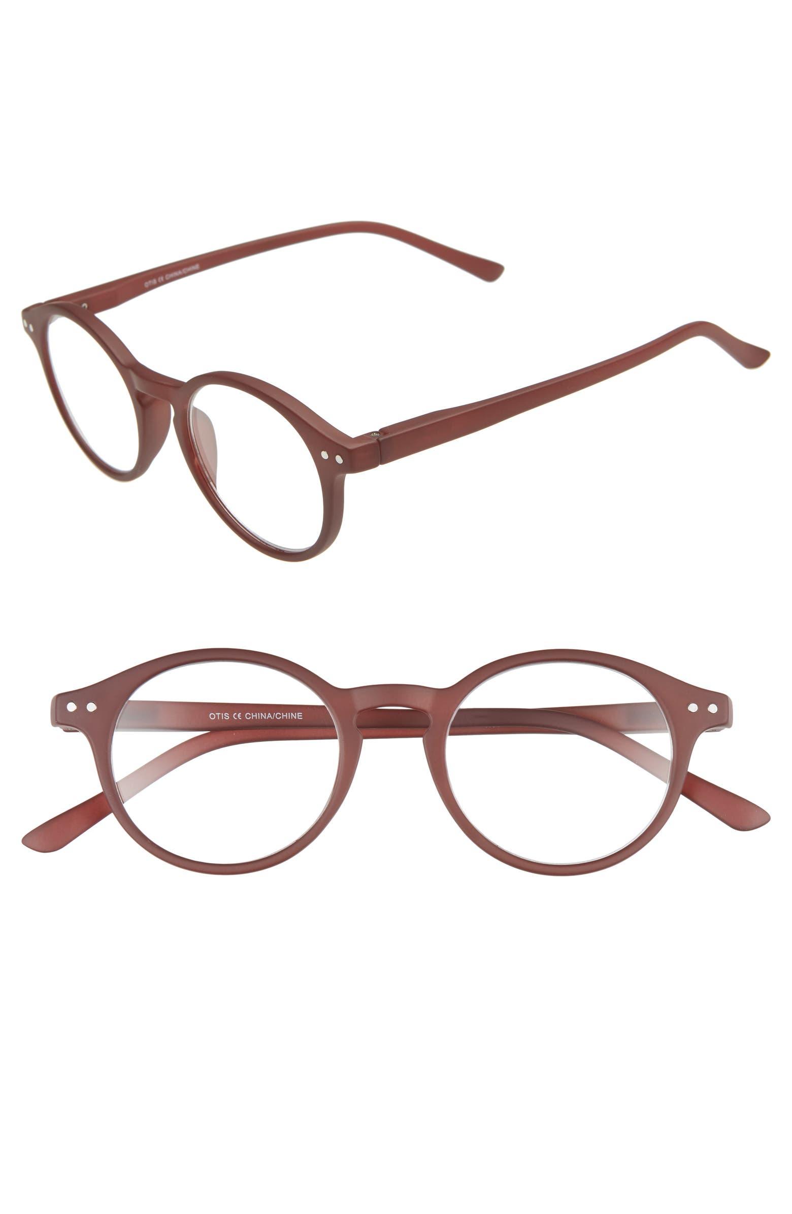 Nordstrom Mens Shop Otis 48mm Reading Glasses NORDSTROM MEN'S SHOP
