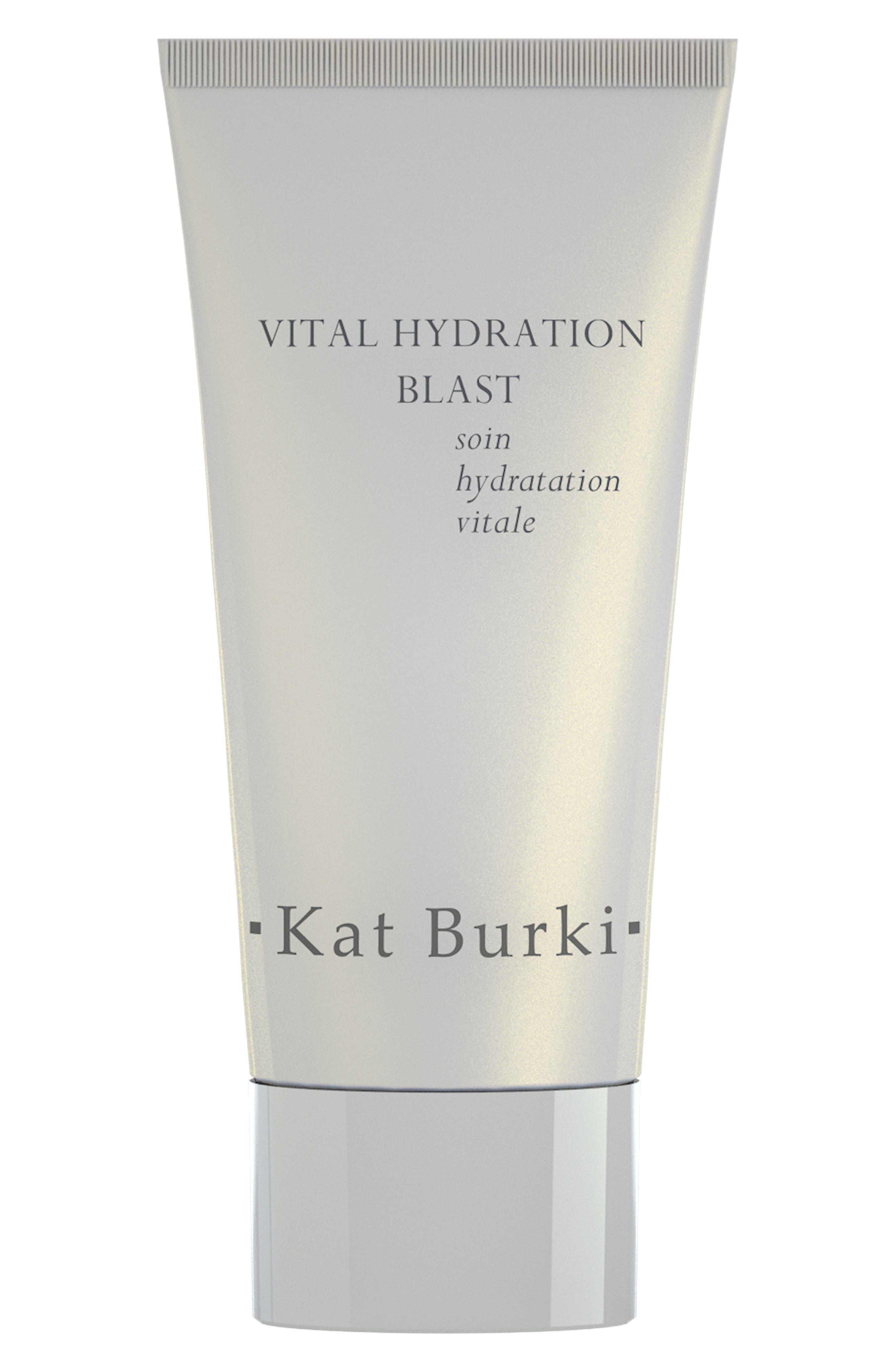Vital Hydration Blast Face Mask
