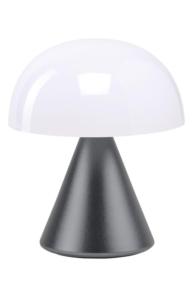 LEXON MINA LED Lamp, Main, color, GUNMETAL