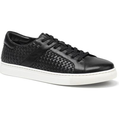 Trask Ackley Lace-Up Sneaker- Black