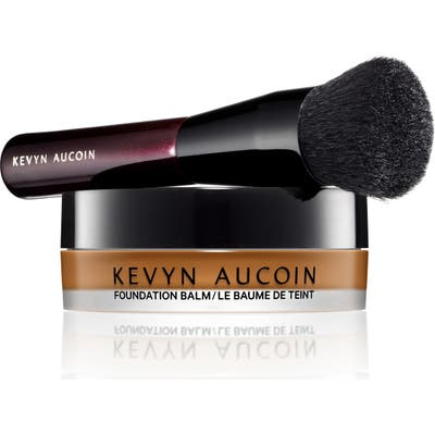 Kevyn Aucoin Beauty Foundation Balm & Brush - Deep 14