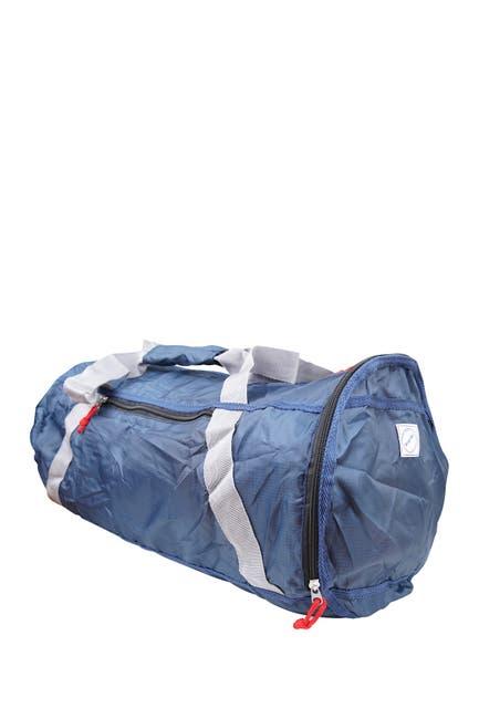 Image of Bespoke Solid Packable Duffle Bag
