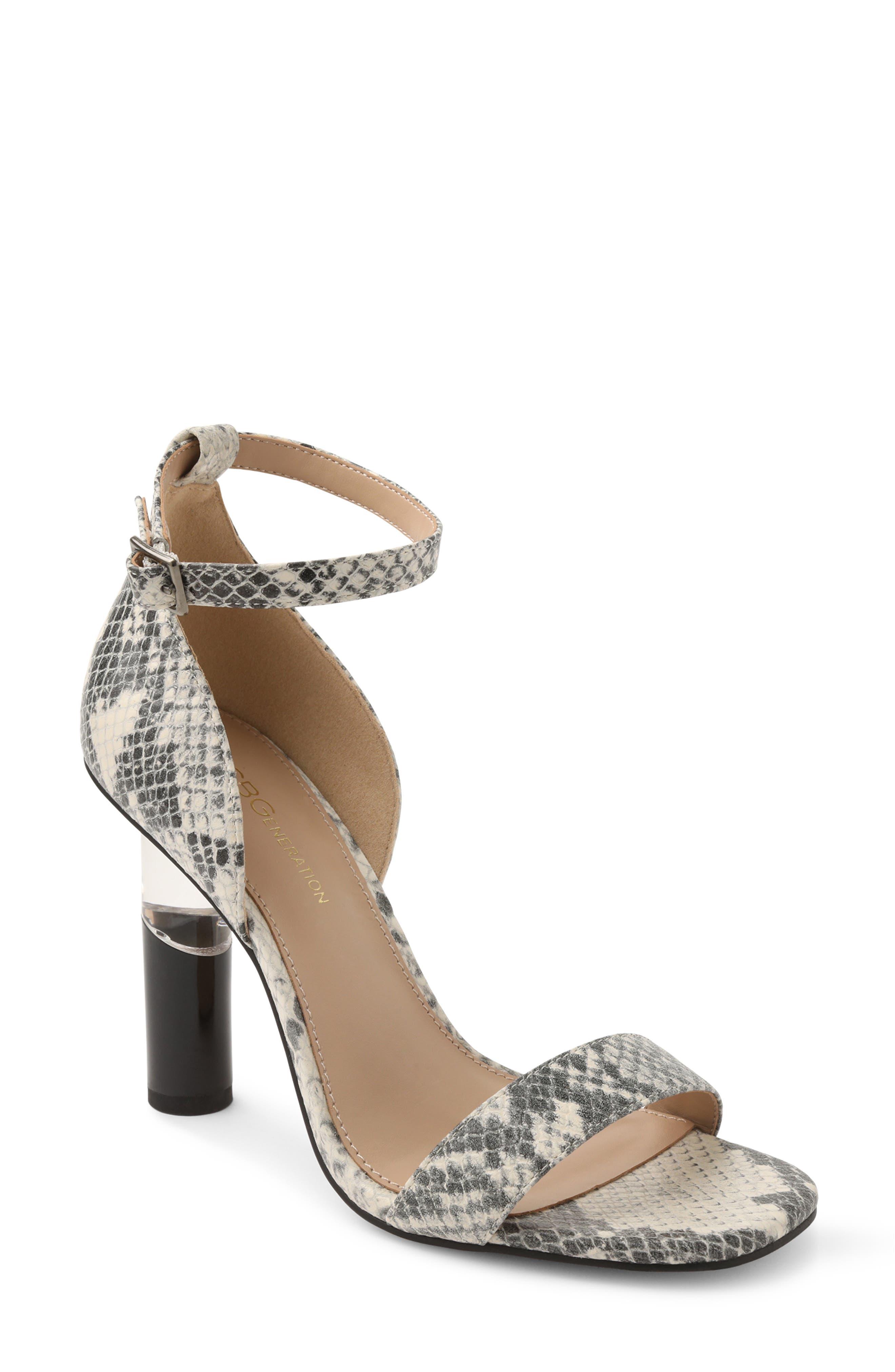 Lexana Ankle Strap Sandal