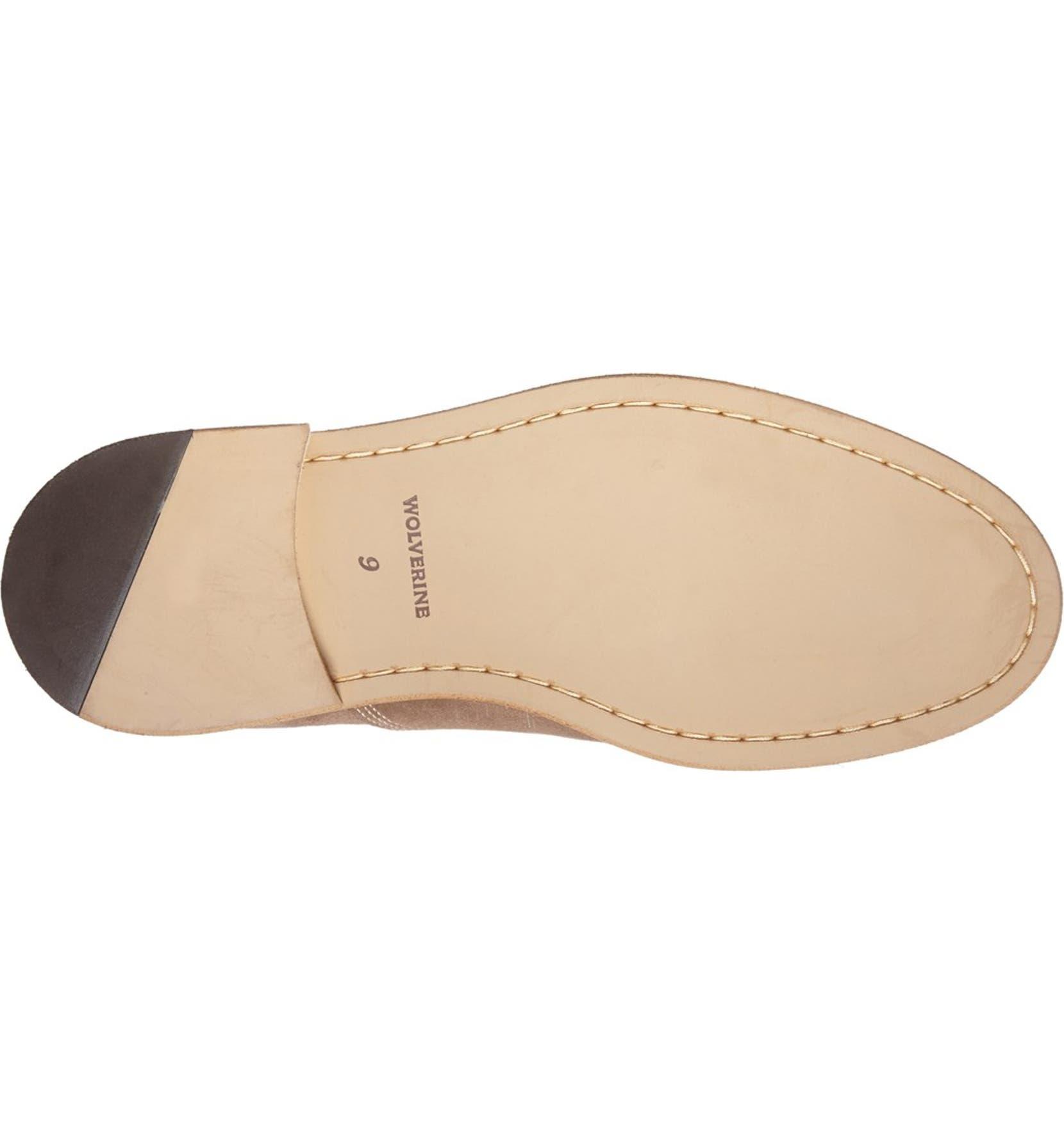 e4087c56554 Wolverine 'Henrik' Suede Buck Shoe (Men) | Nordstrom