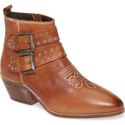 Roan Ville Boot- Brown