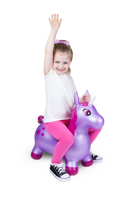 Image of Waddle & Friends Waddle Unicorn Bounder - Purple