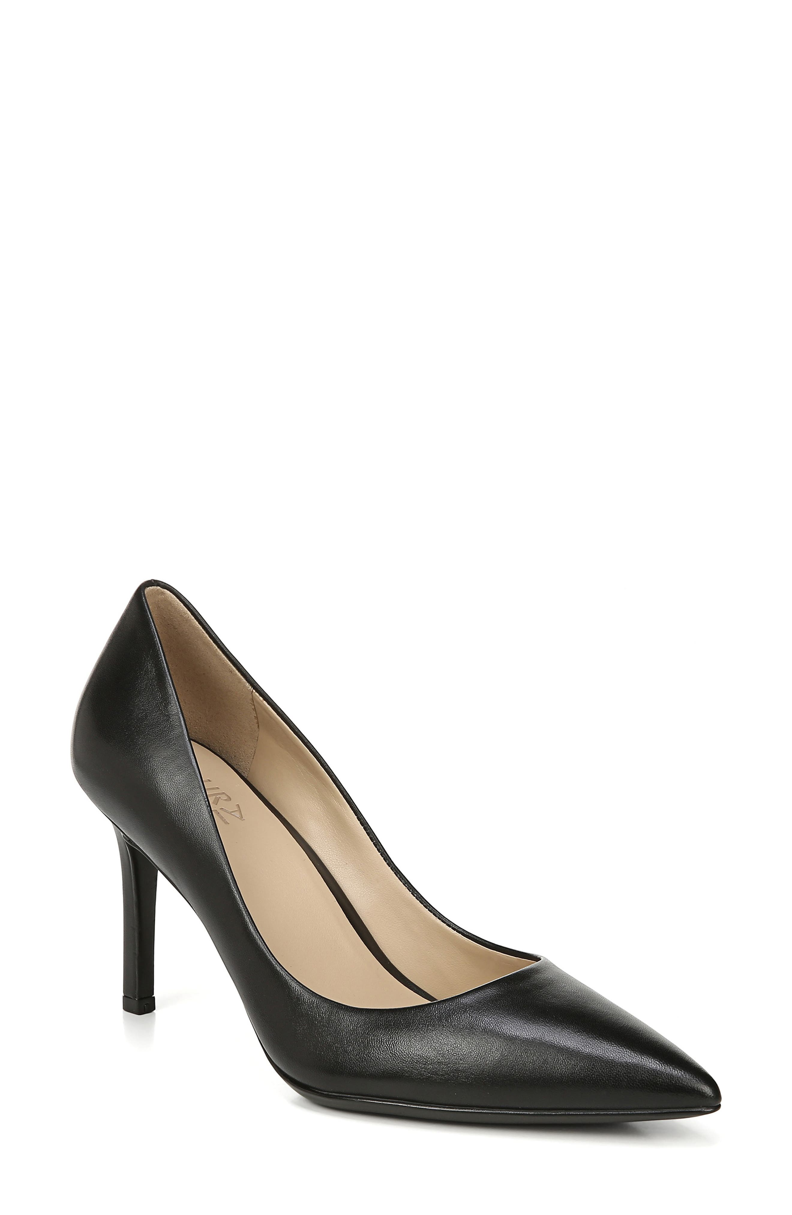 Naturalizer Anna Pump W - Black