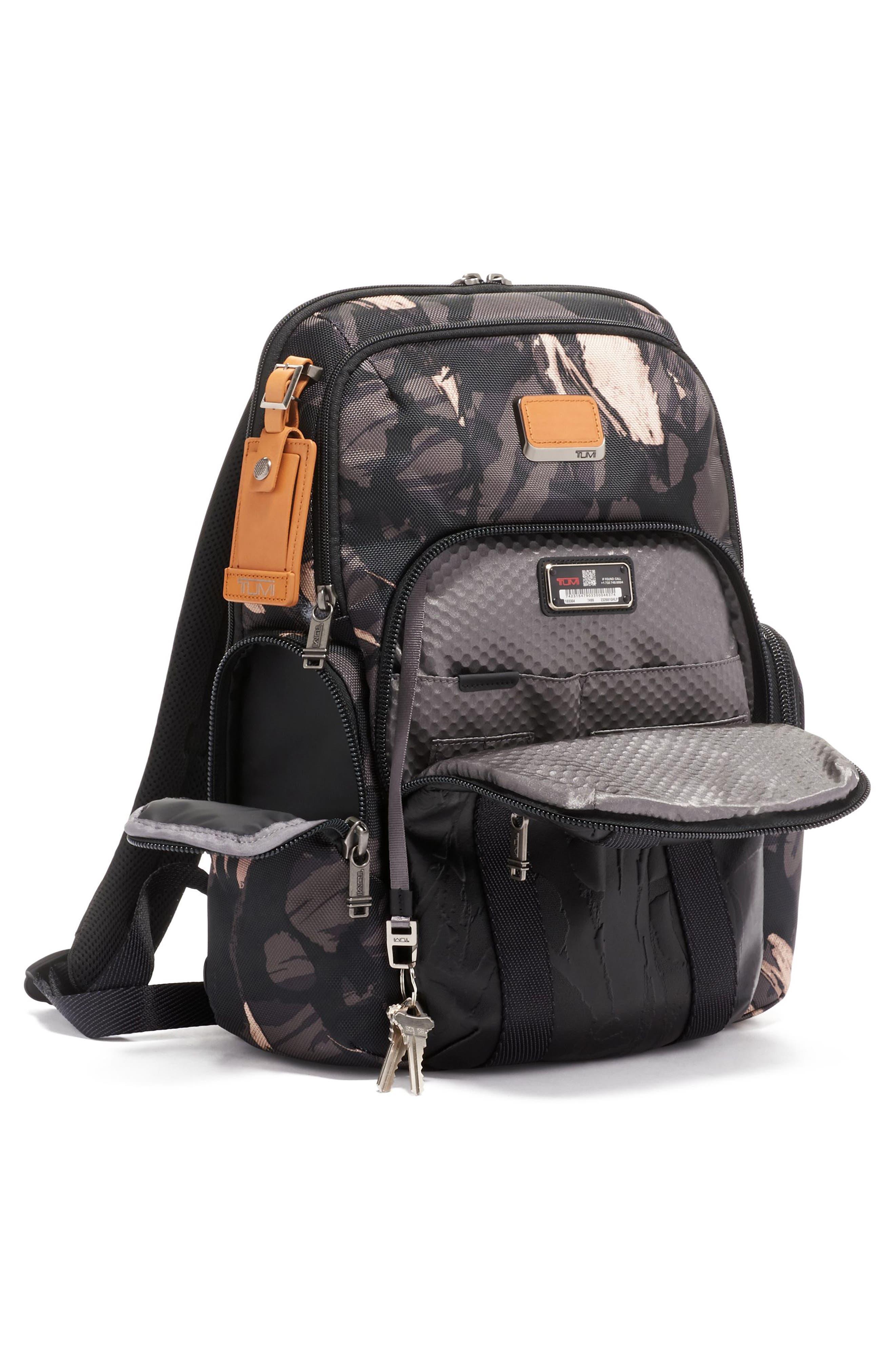 ,                             Alpha Bravo Nellis Backpack,                             Alternate thumbnail 5, color,                             GREY HIGHLANDS PRINT