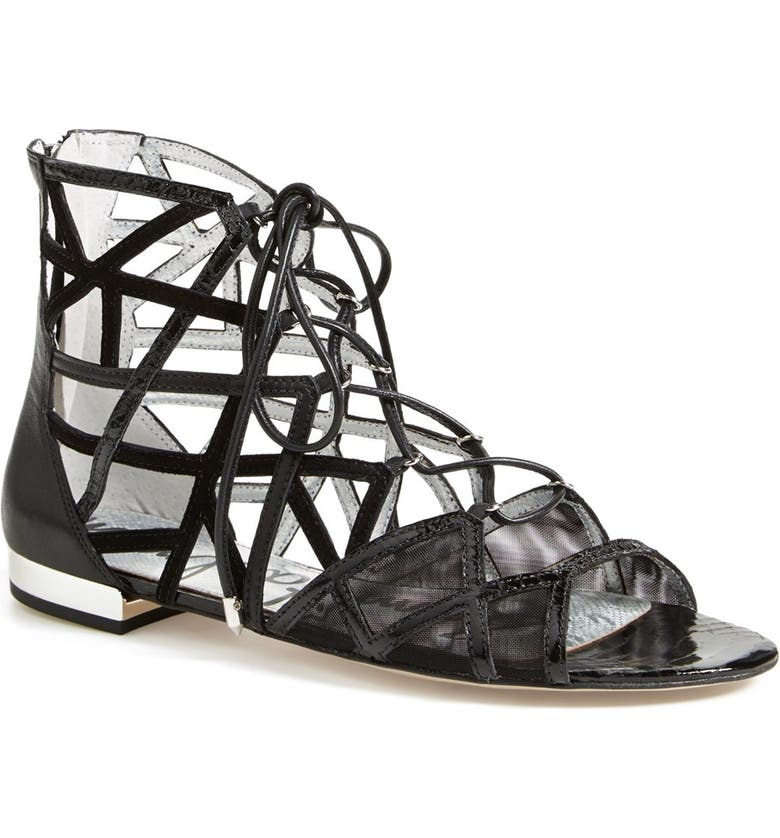 SAM EDELMAN 'Denver' Sandal, Main, color, 001