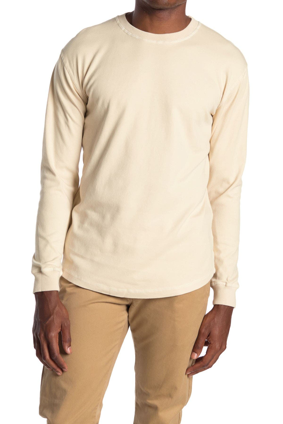 Image of American Needle Rooted Long Sleeve Pullover Sweater