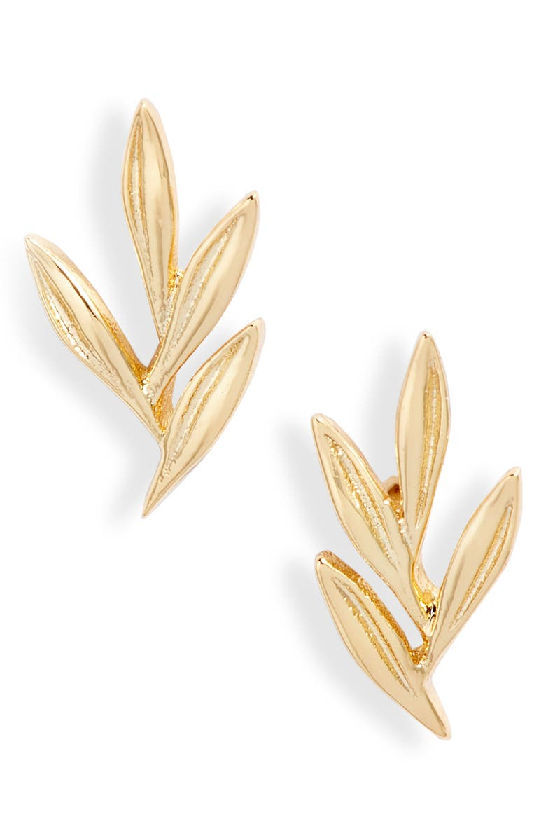 GORJANA Willow Stud Earrings, Main, color, 710