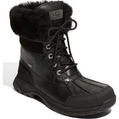 UGG Butte Waterproof Boot, Black