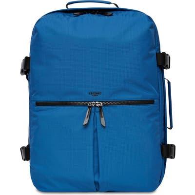 Knomo London Dalston Budapest Backpack - Blue