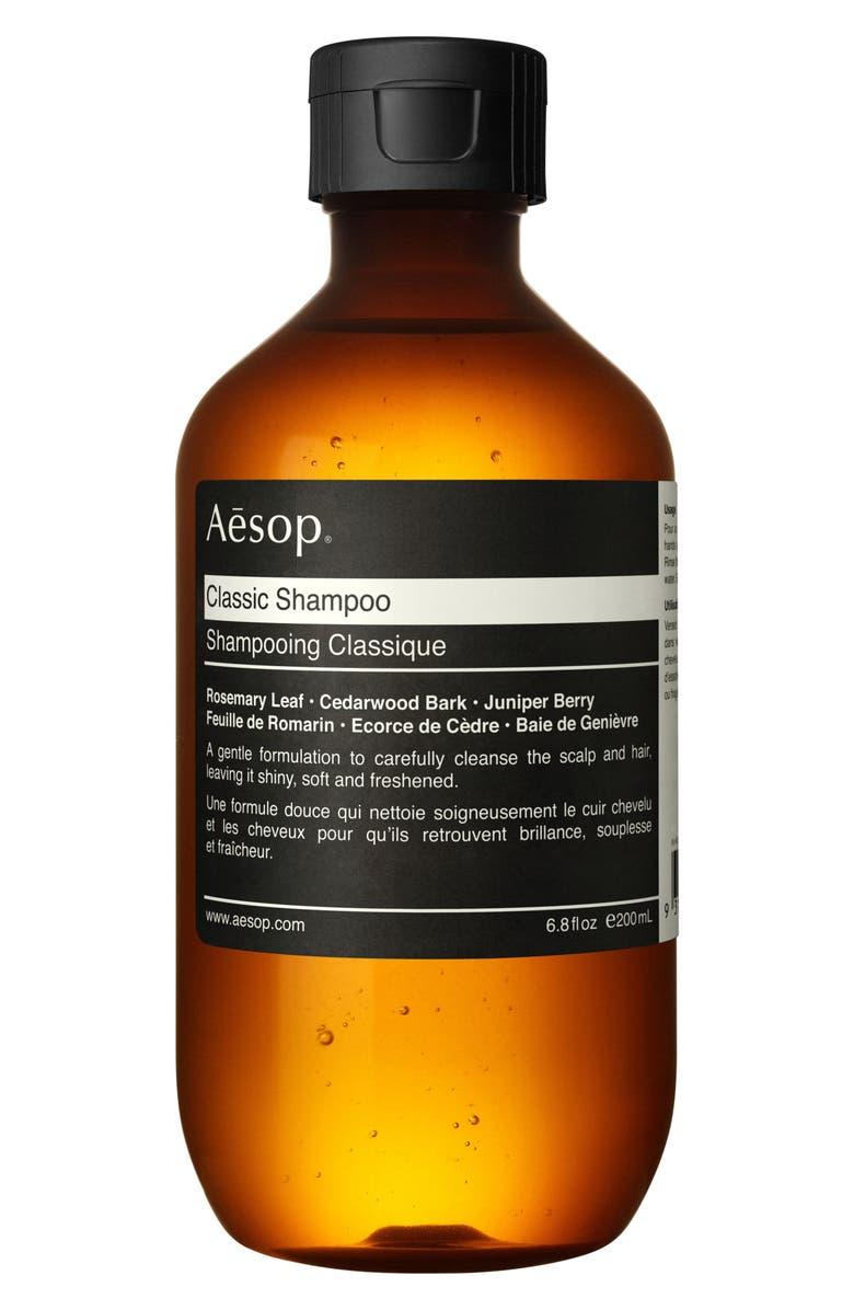 AESOP Classic Shampoo, Main, color, NO COLOR