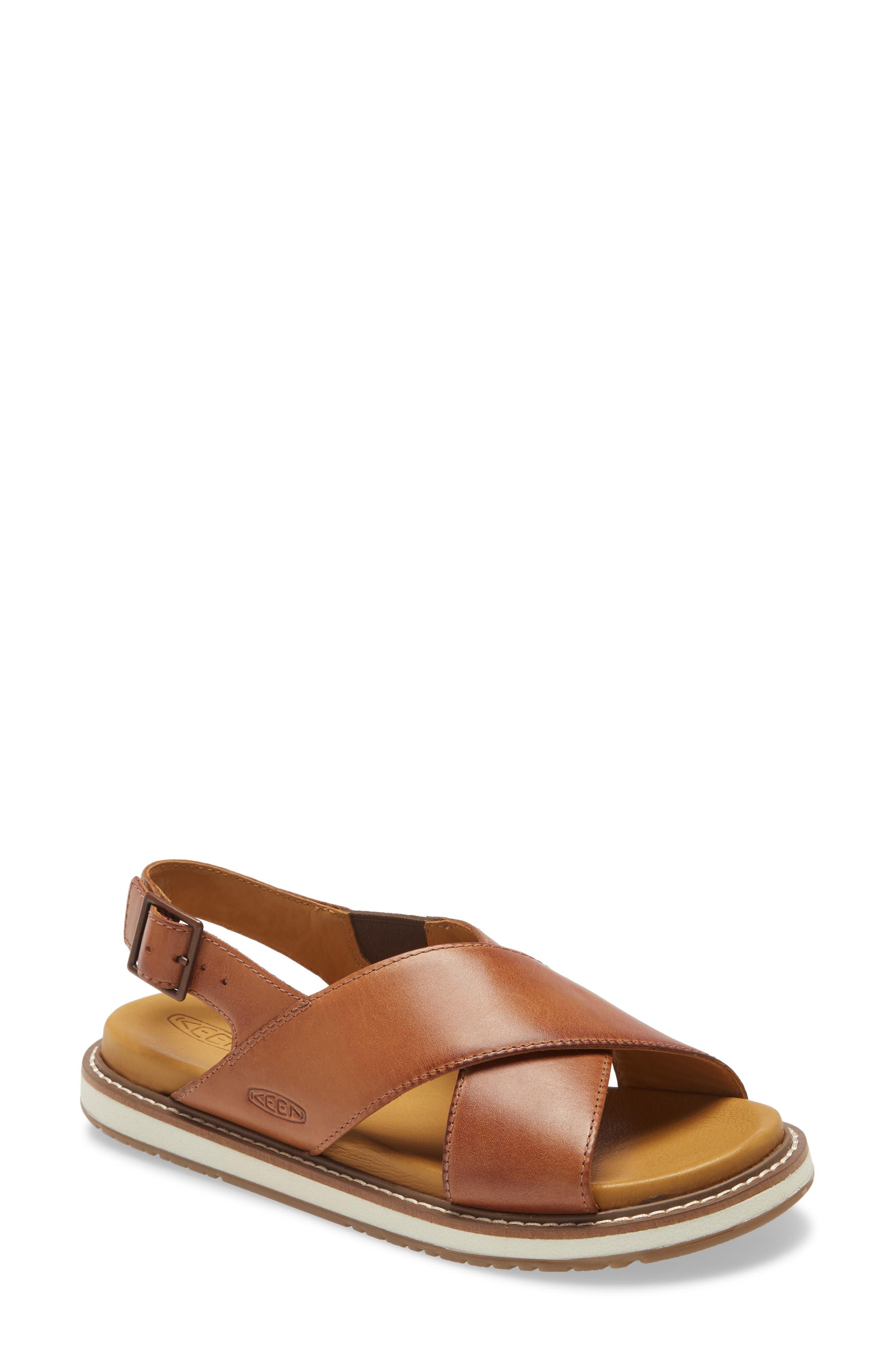 Lana Cross Strap Sandal