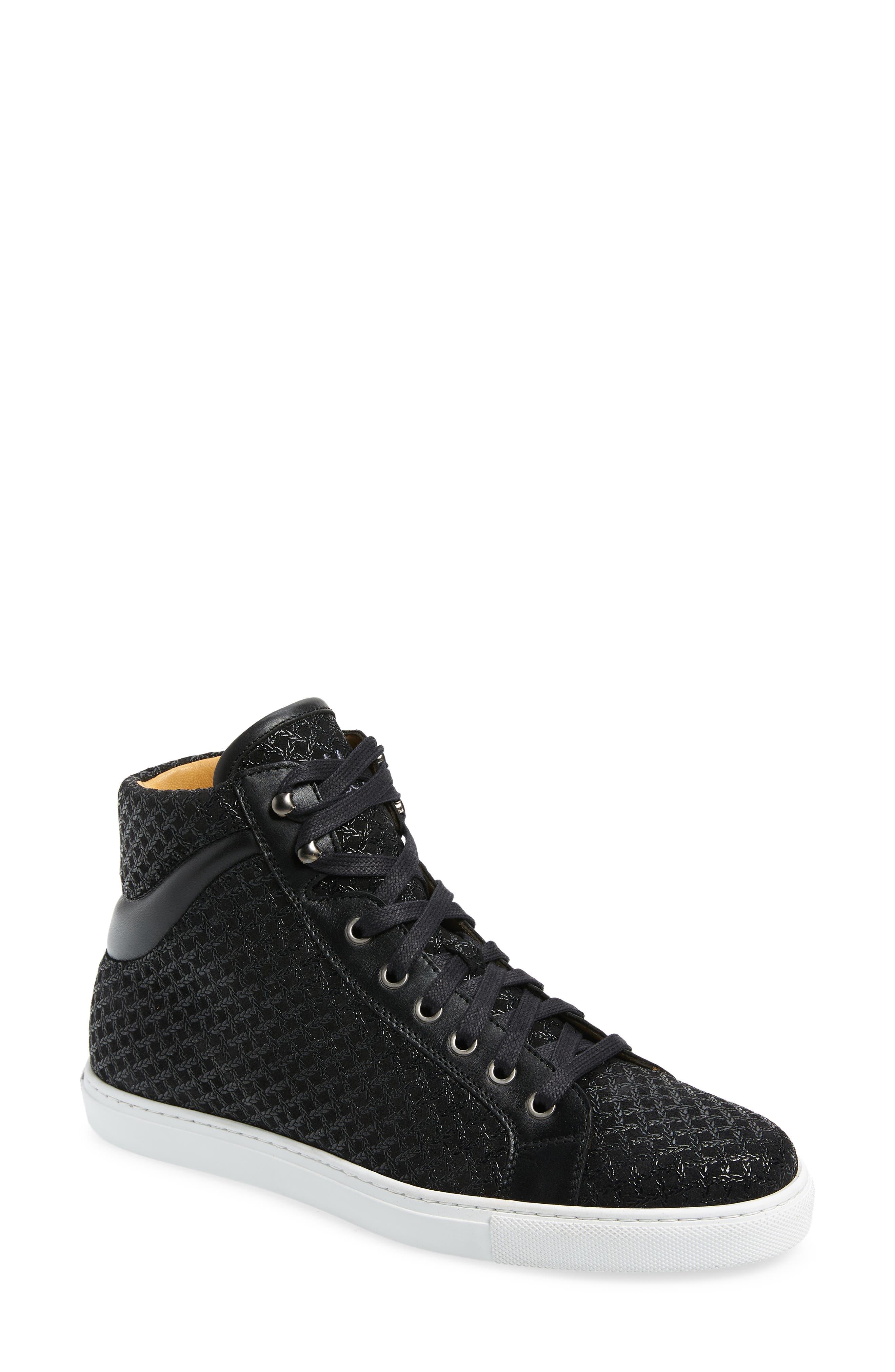 Lattice Sneaker