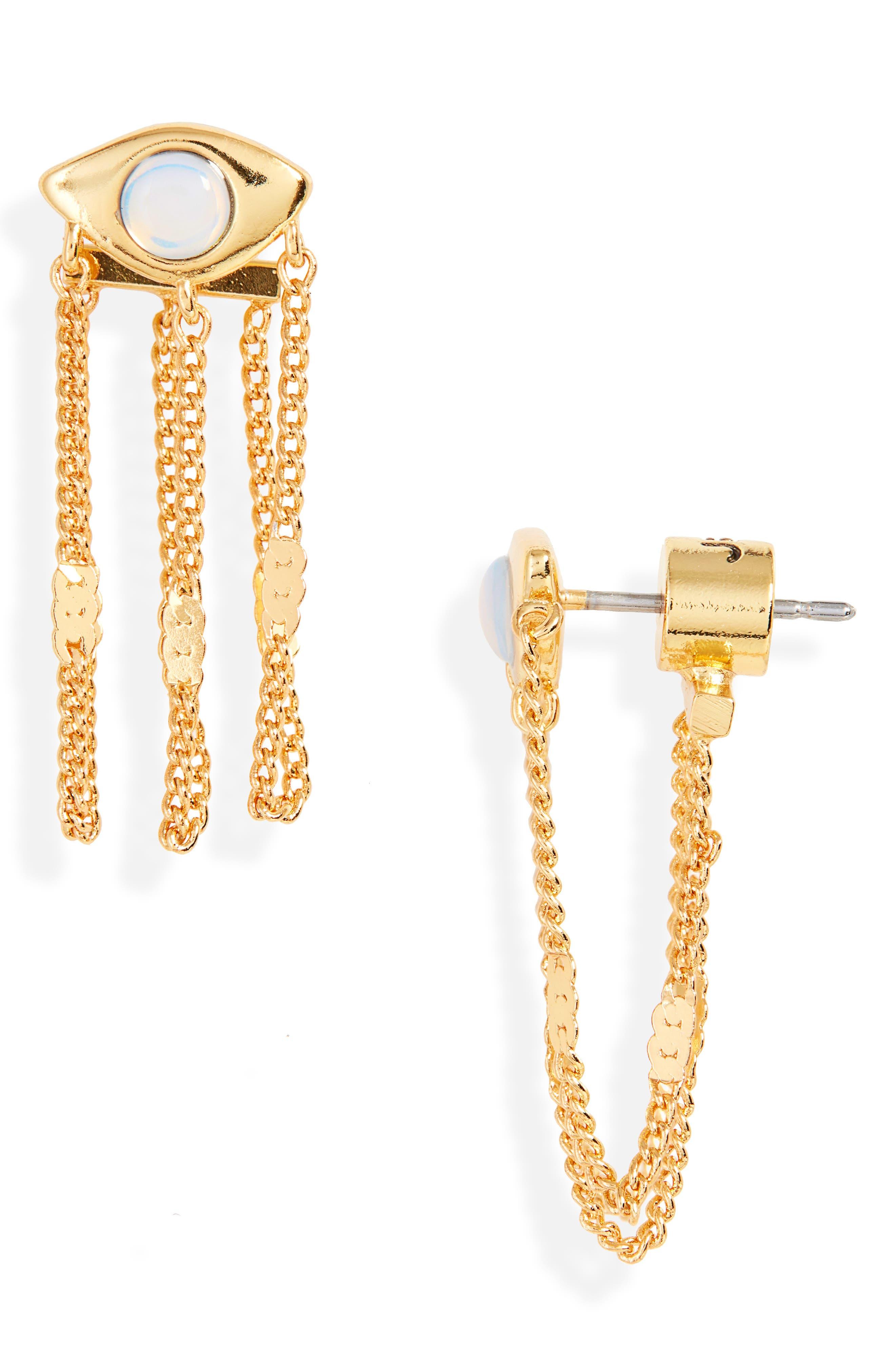 Be Seen Veaux Drop Earrings