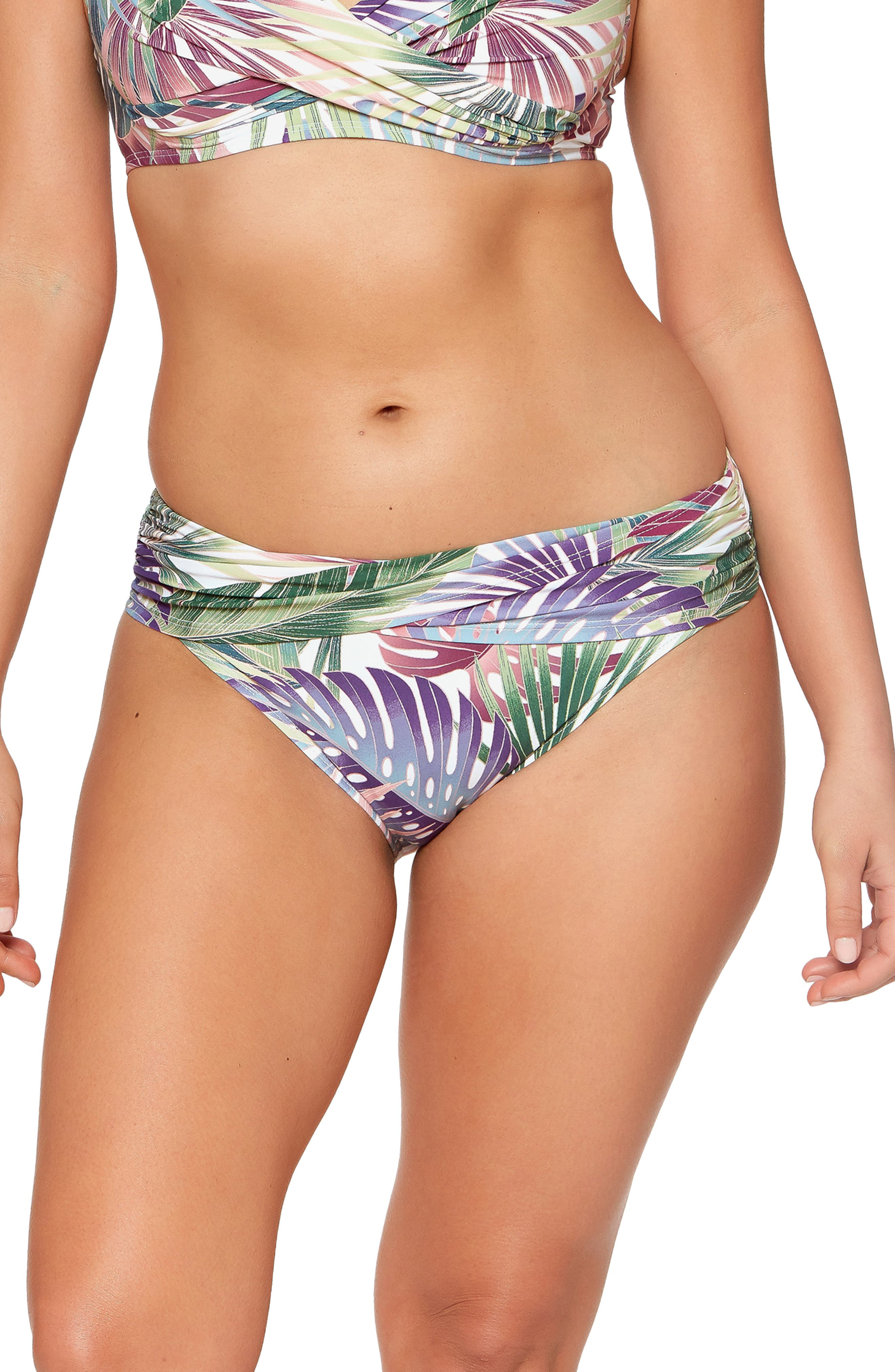 It's A Breeze Sarong Bikini Bottoms