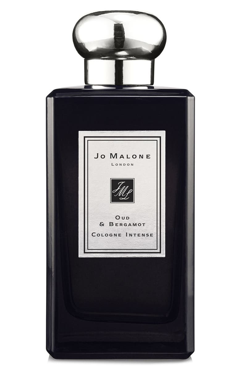 JO MALONE LONDON<SUP>™</SUP> Oud & Bergamot Cologne Intense, Main, color, NO COLOR