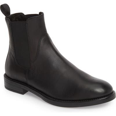Vagabond Shoemakers Amina Chelsea Bootie, Black