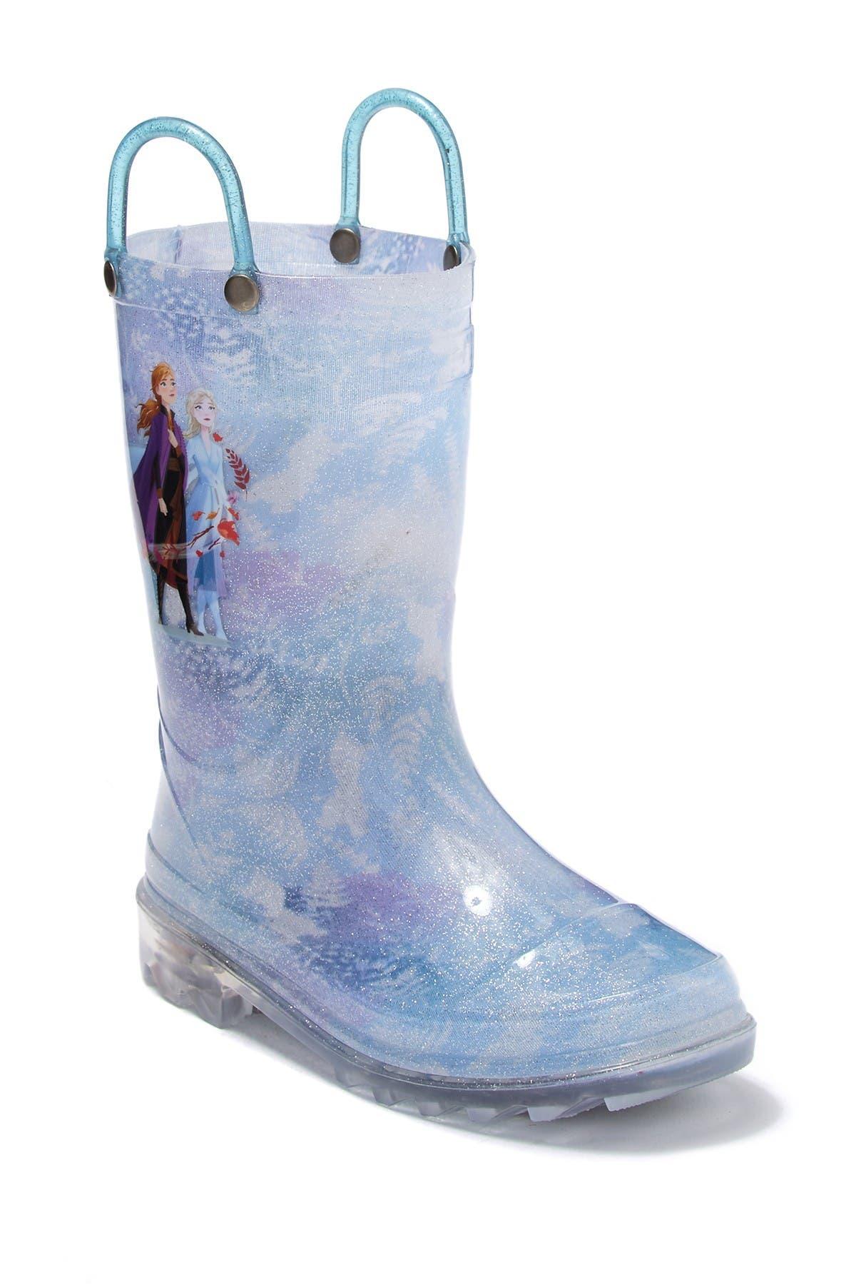 Frozen Northern Myth Light Up Rain Boot