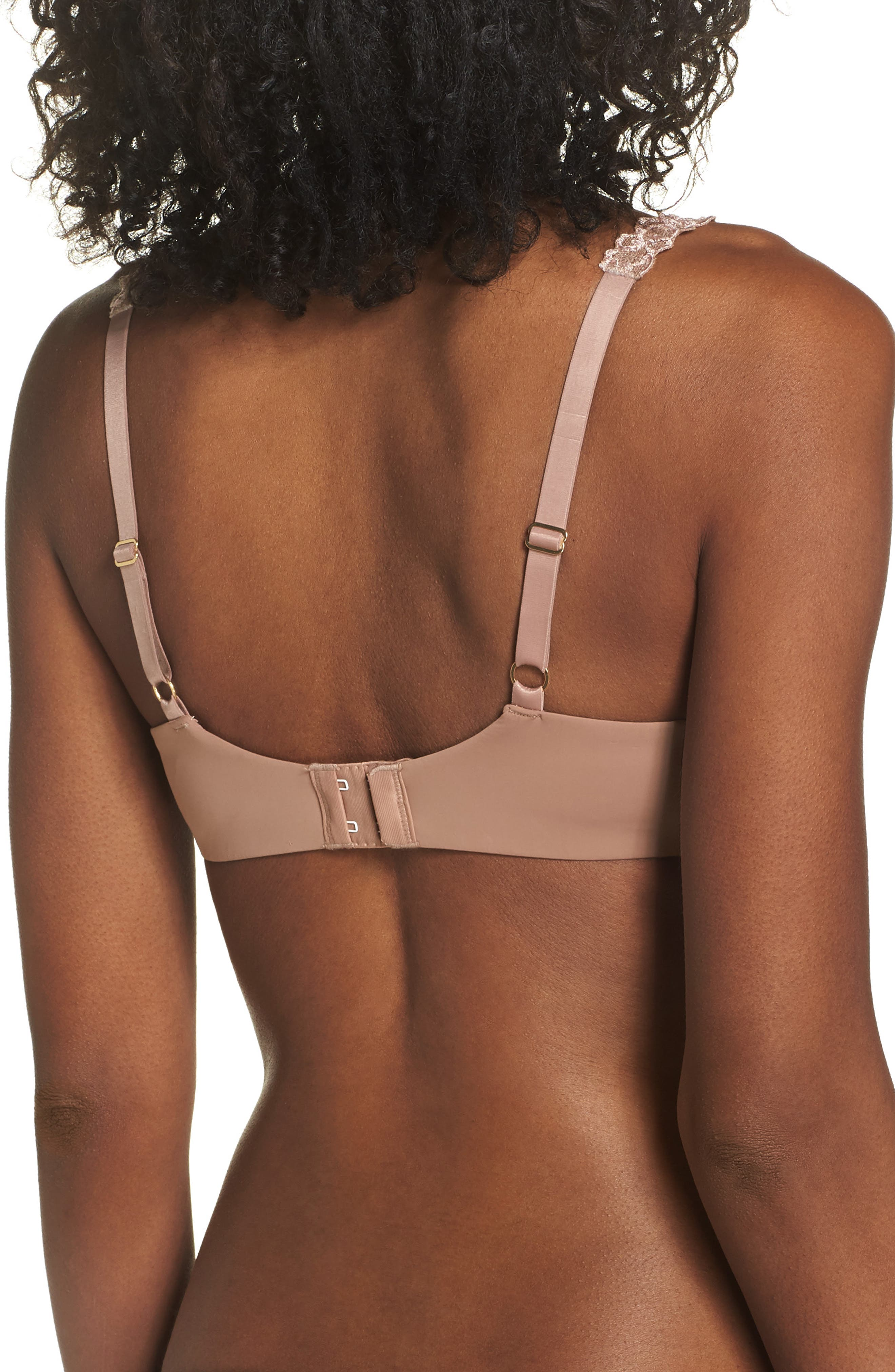 ,                             Pure Luxe Underwire T-Shirt Bra,                             Alternate thumbnail 39, color,                             256
