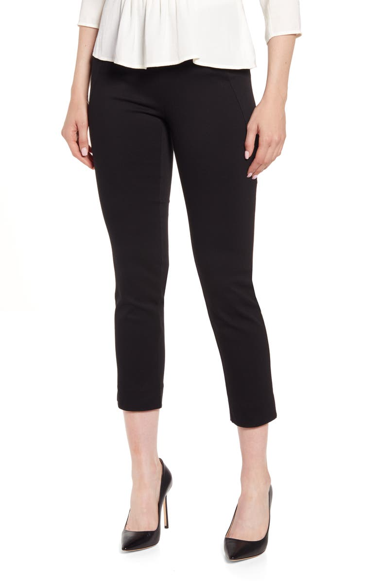 LYSSÉ Glynn Ankle Leggings, Main, color, 001