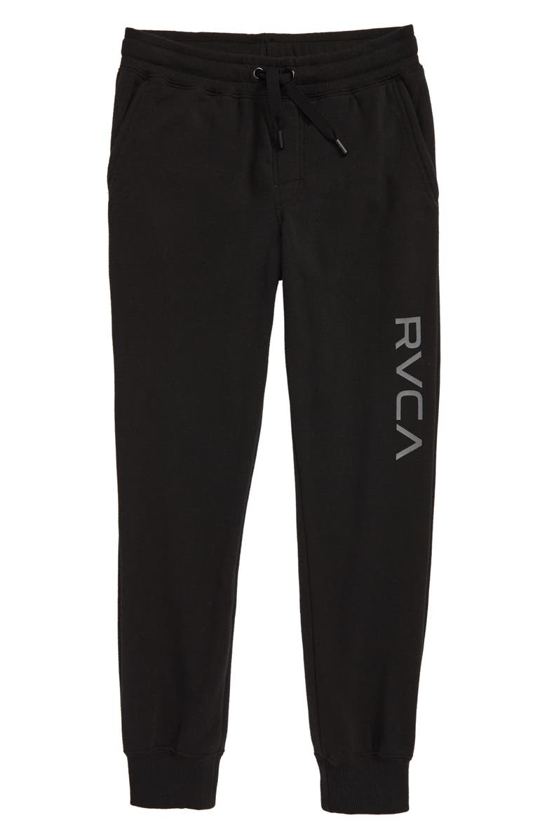 RVCA Ripper Jogger Pants, Main, color, BLACK