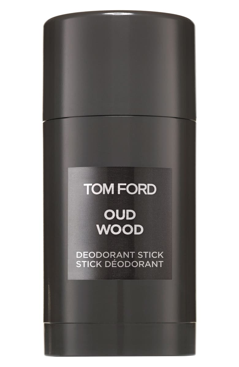 TOM FORD Oud Wood Deodorant Stick, Main, color, NO COLOR