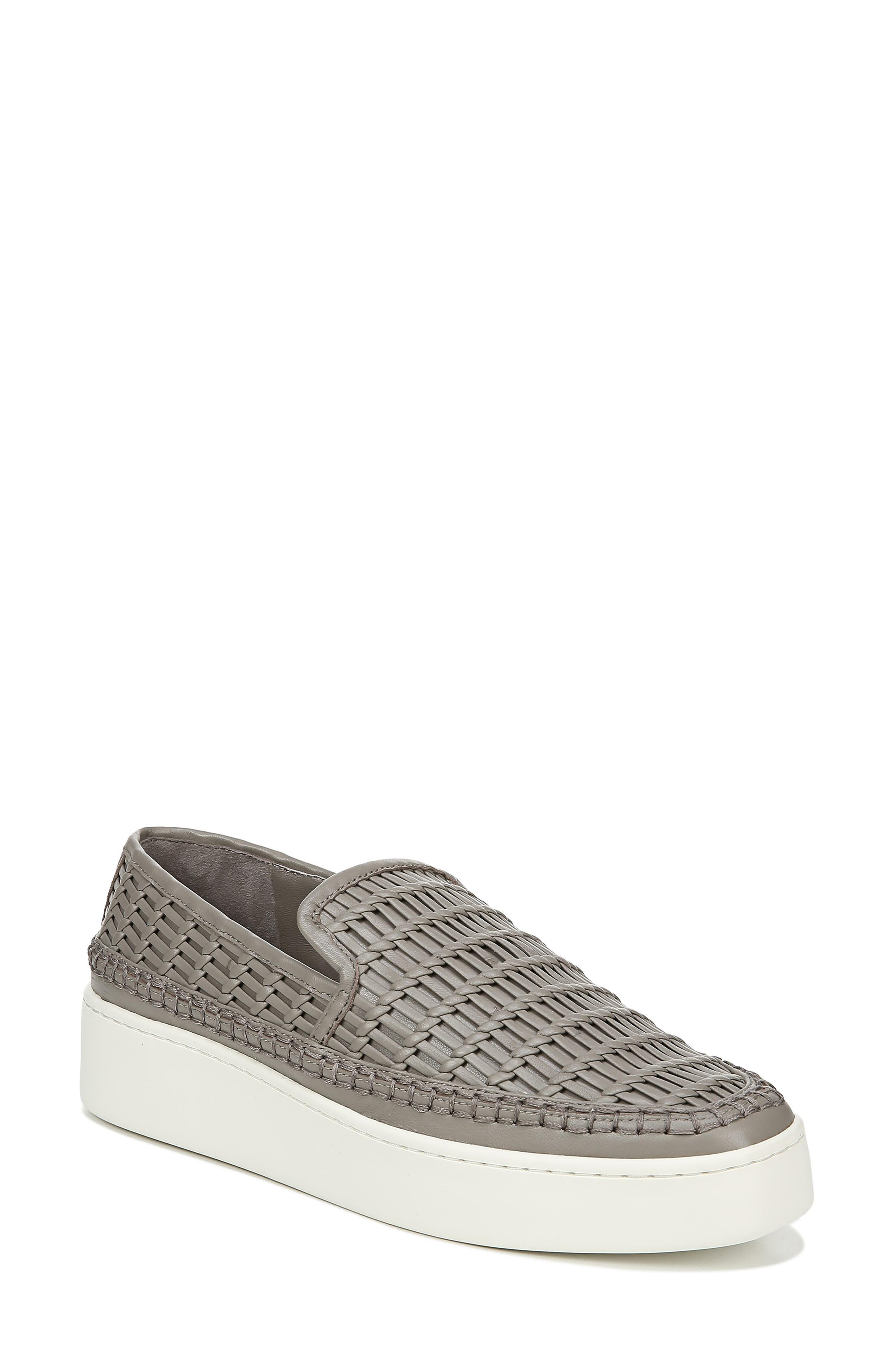Stafford Sneaker, Main, color, LIGHT WOODSMOKE
