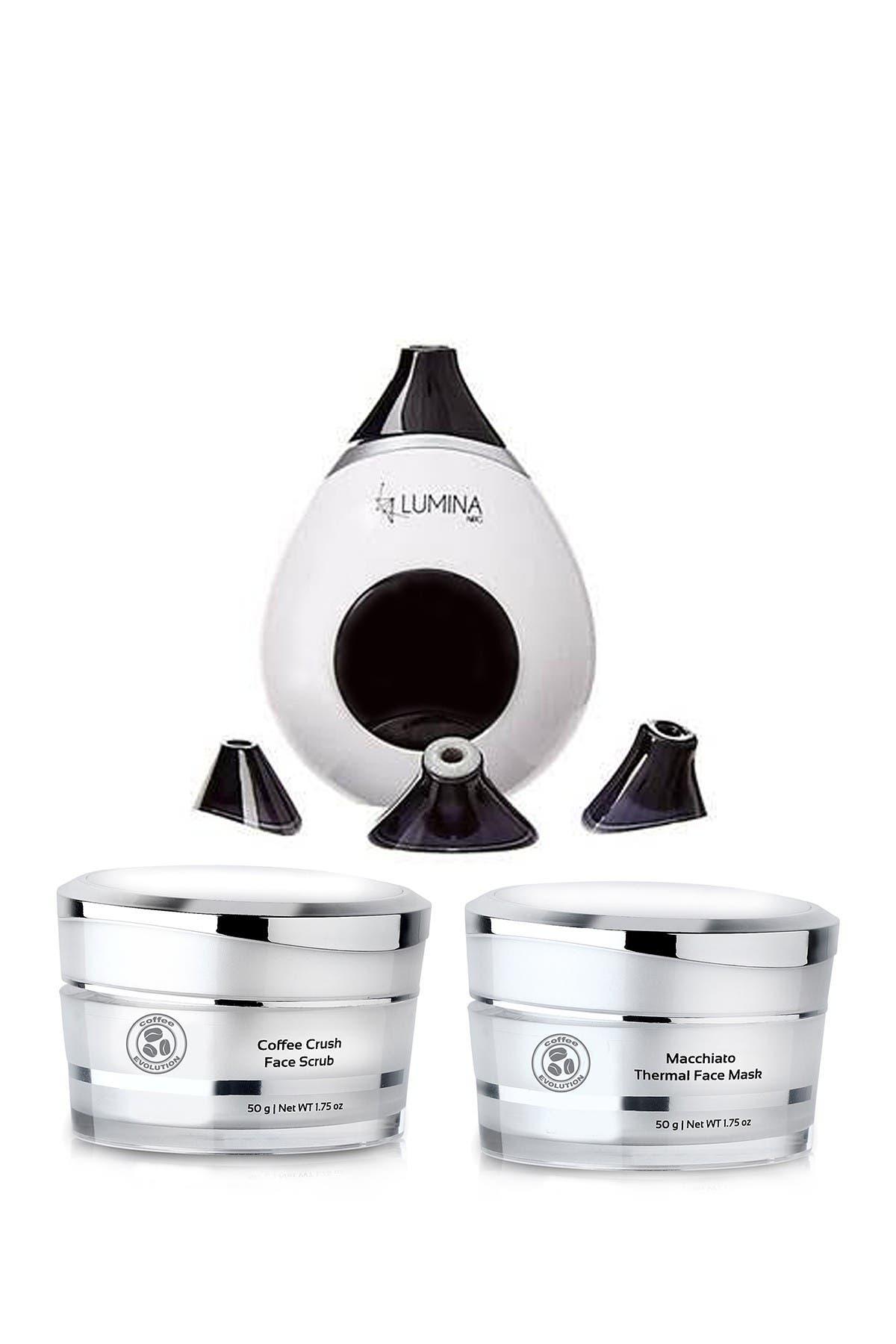 Image of LUMINA Microderm Cleansing 3-Piece Set