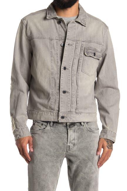 Image of ALLSAINTS Gasidro Classic Jacket