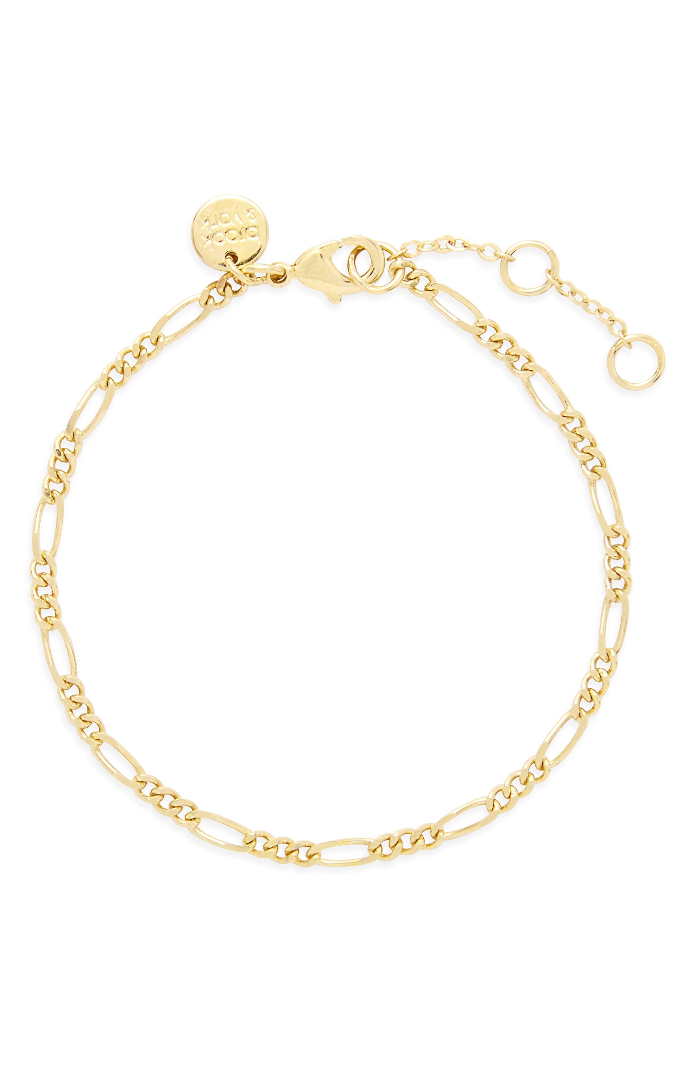 Lennon Figaro Chain Bracelet