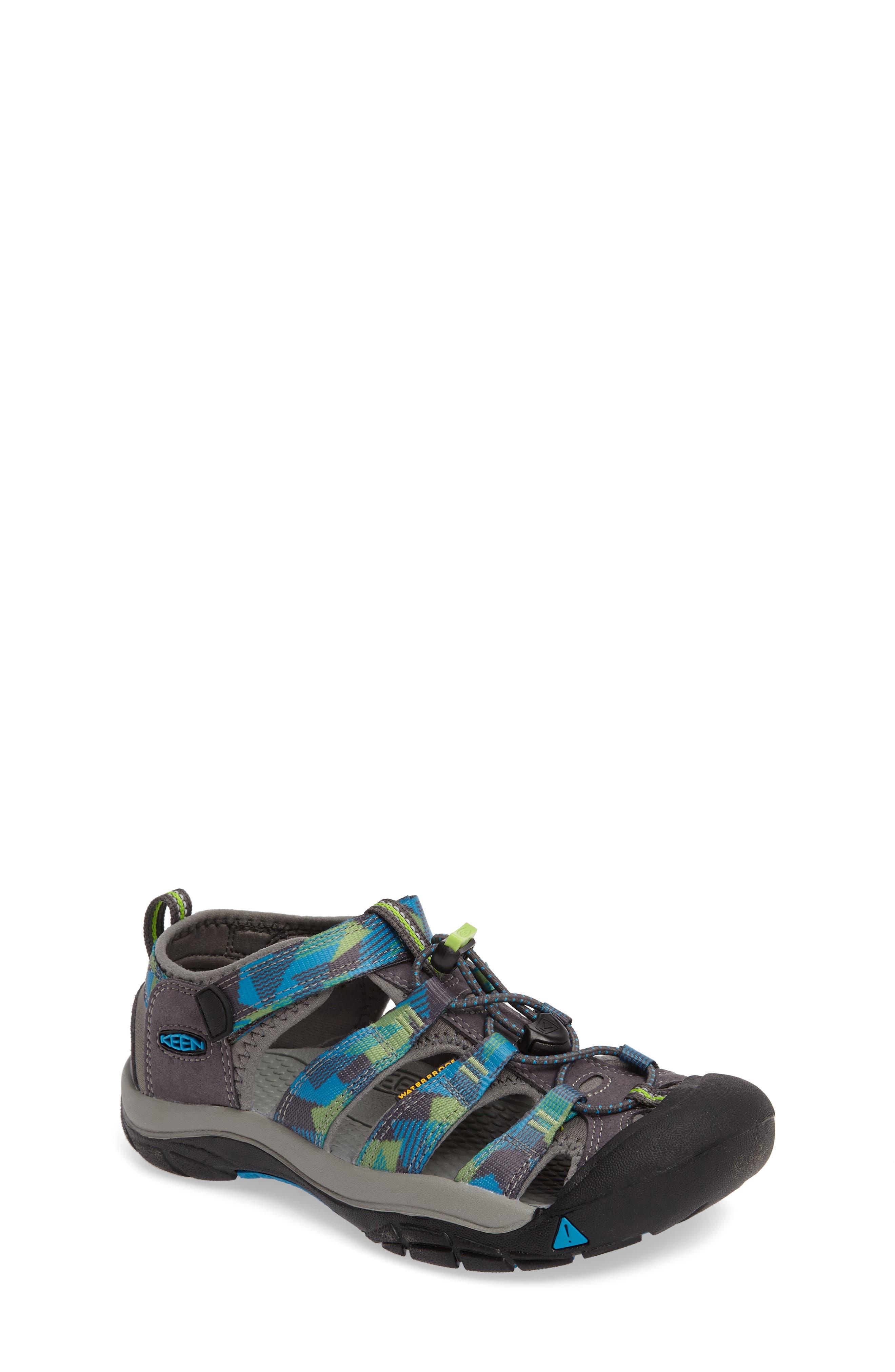,                             'Newport H2' Water Friendly Sandal,                             Main thumbnail 377, color,                             480