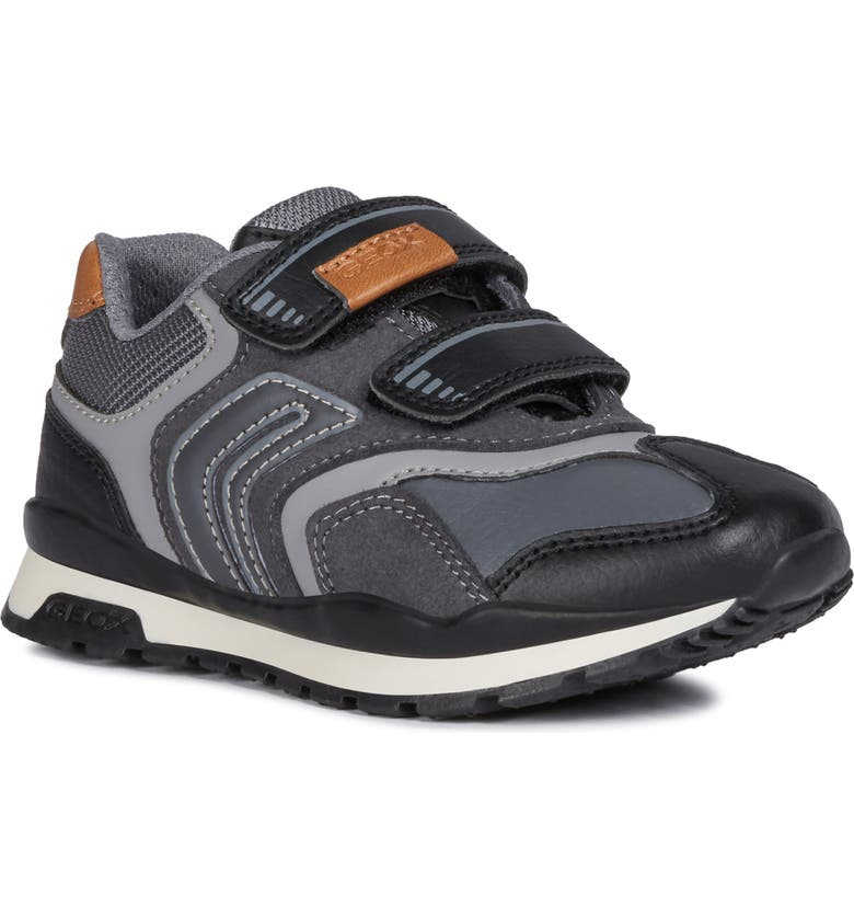GEOX Pavel Sneaker, Main, color, DARK GREY