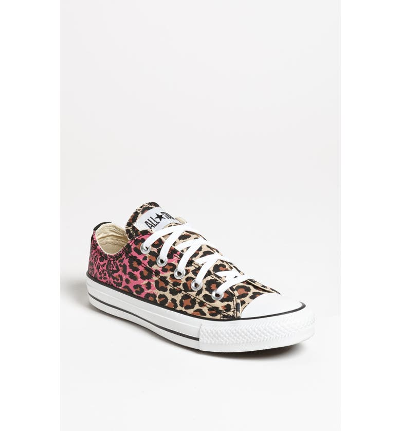 Converse White Animal Chuck Taylor All Star Animal Print Low