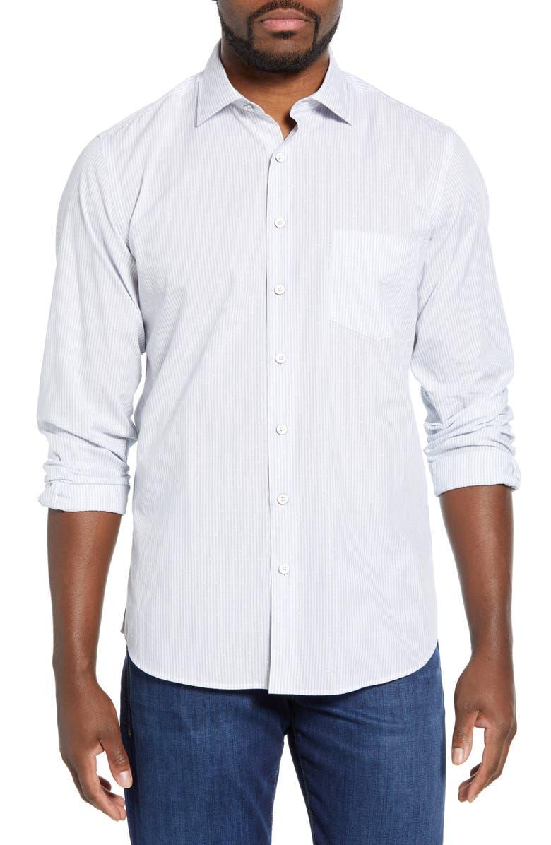 RODD & GUNN Ridgemont Regular Fit Sport Shirt, Main, color, 400