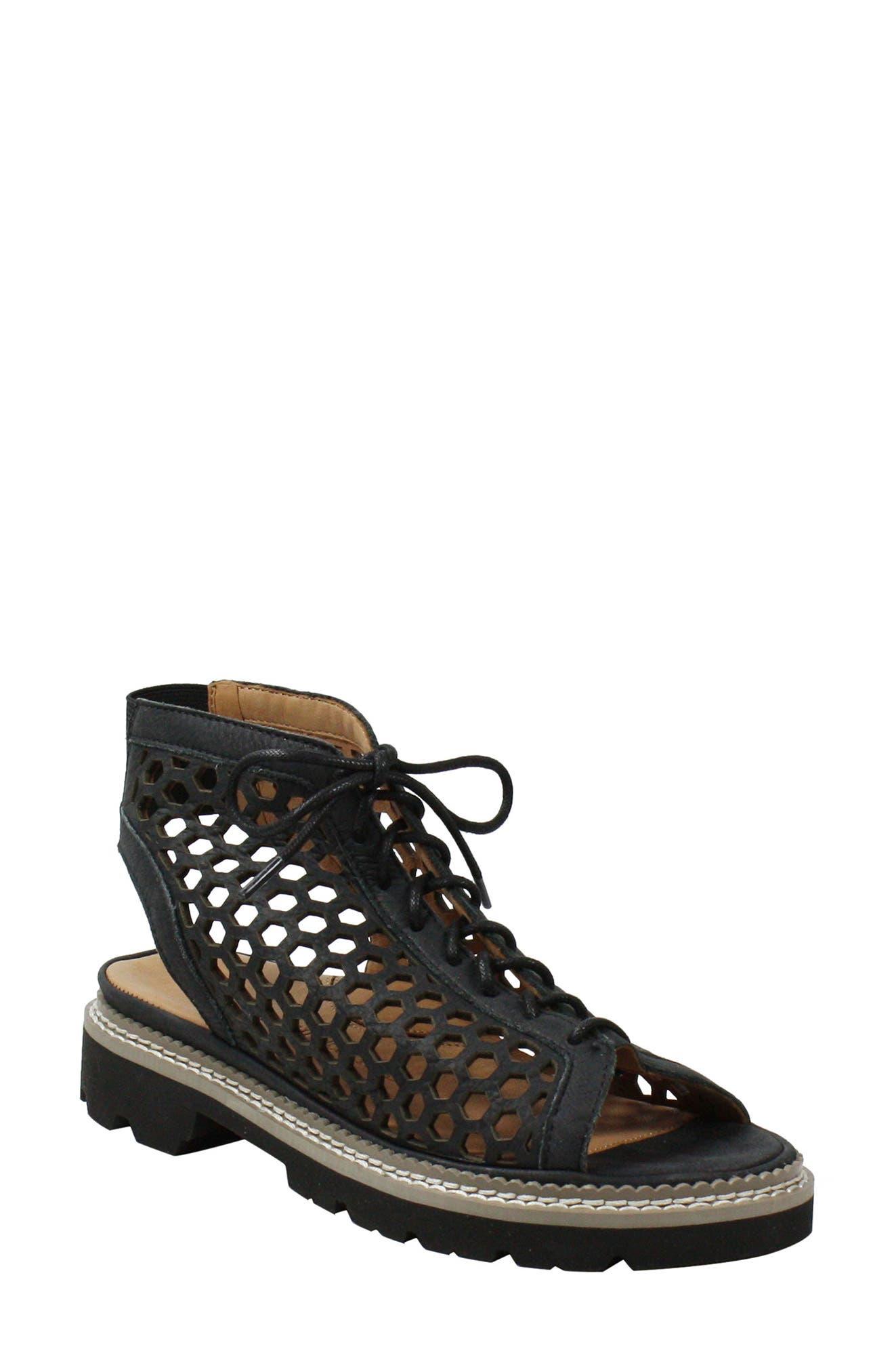 Women's L'Amour De Pieds Dantu Lace-Up Sandal