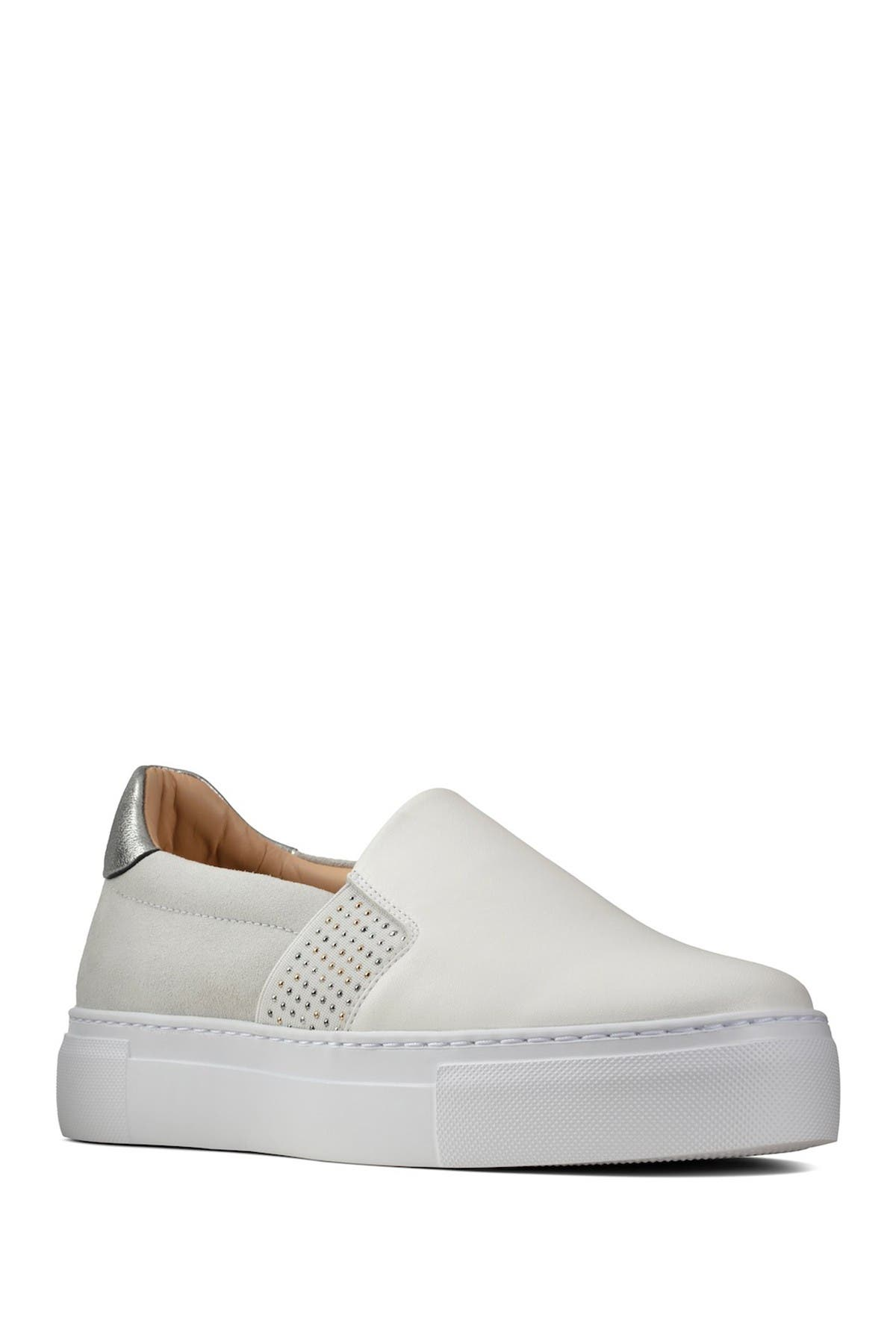 Image of Clarks Tansy Step Slip-On Sneaker